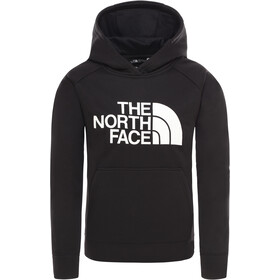 The North Face Surgent Pullover Hoodie Boys tnf black